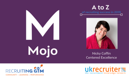 How To Find Your Recruiting Mojo