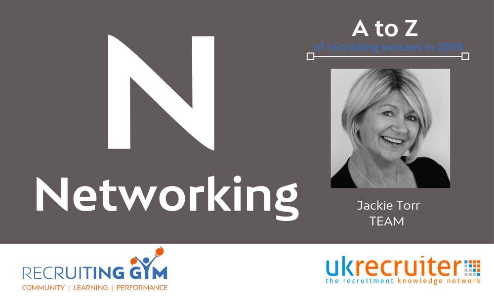 Why Networking Is Key To Recruiting Success