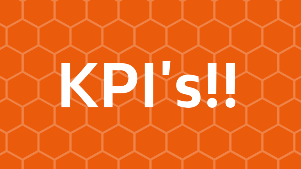 Are you scared of recruitment KPI's?
