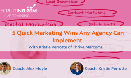 5 Quick Marketing Wins Any Agency Can Implement