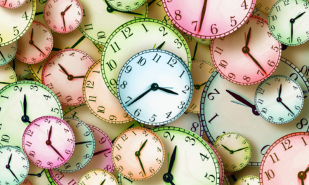 Five Ways I Try To Improve My Time Management Skills