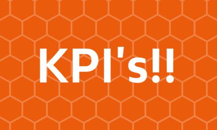 Scared of KPI's