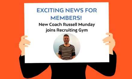New Coach: Russell Munday